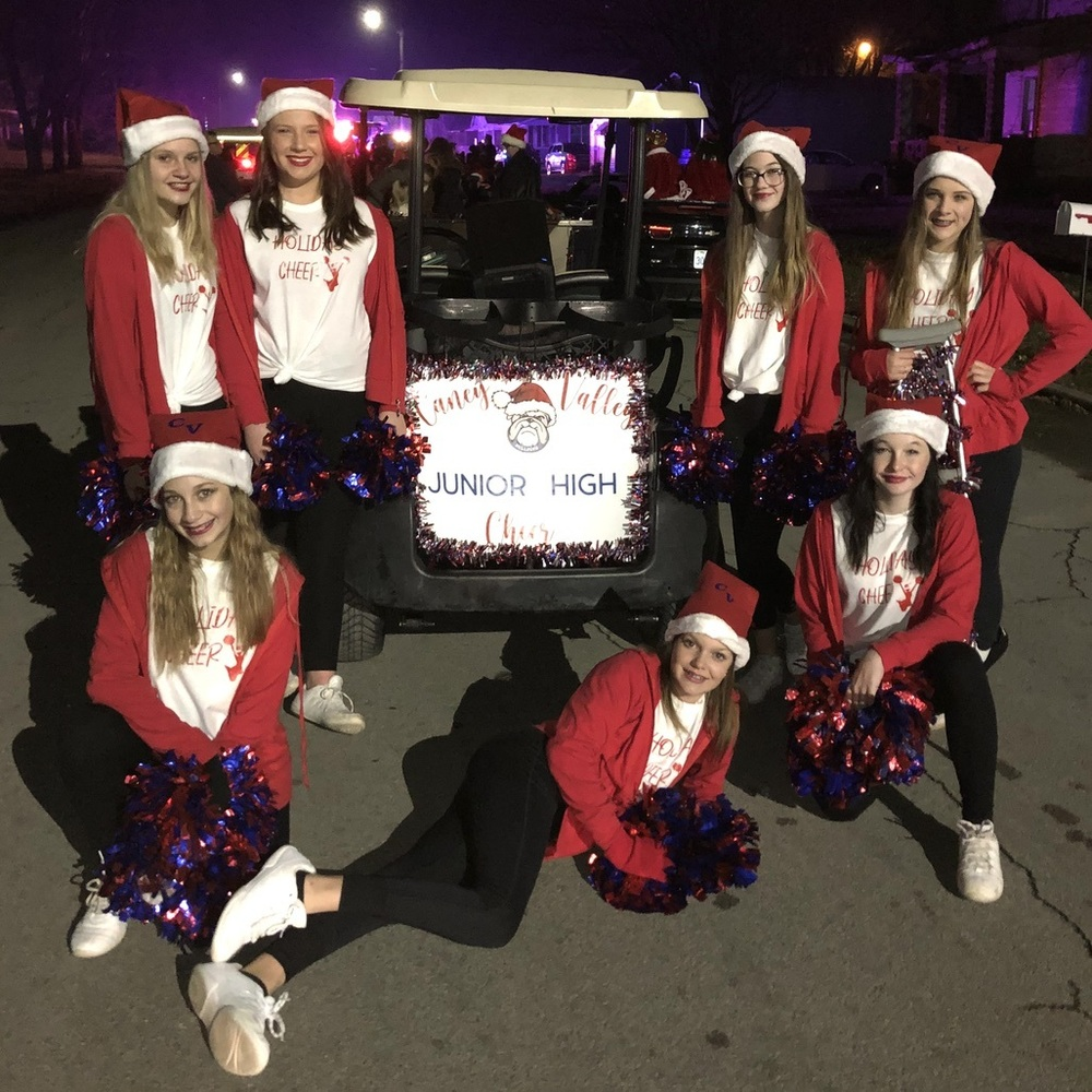 Caney Christmas Parade