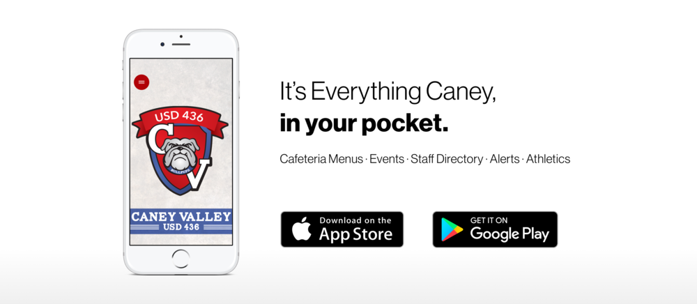 It's Everything Caney, in your Pocket!