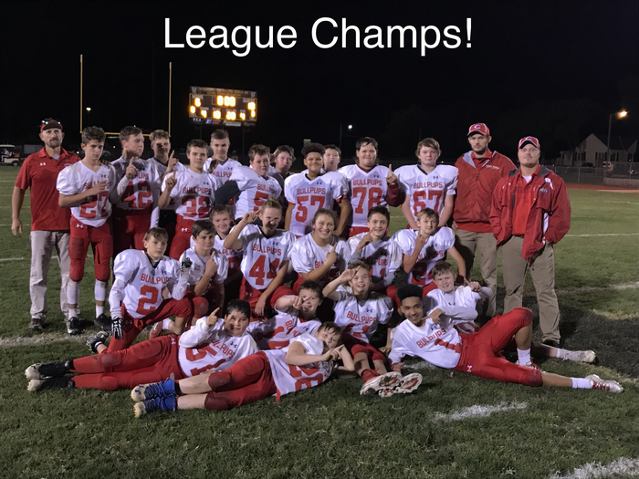 League champs