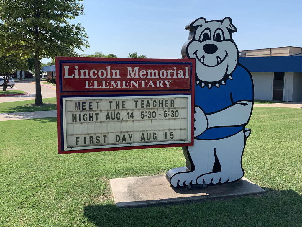Meet the Teacher / First Day