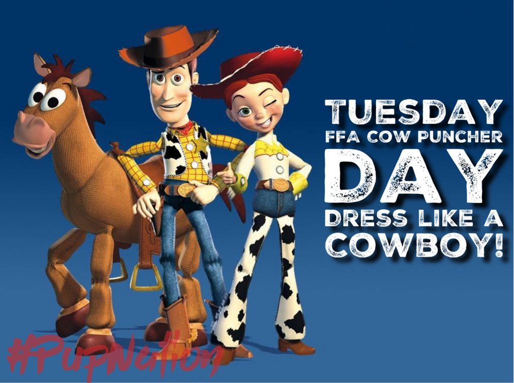 Cow Puncher Day